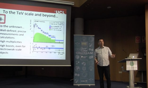 Off the Map – A new talk from Prof Jon Butterworth
