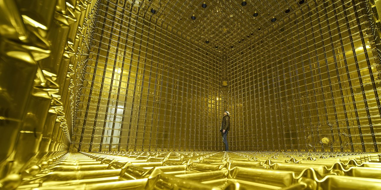 Neutrino Platform – Jon Butterworth