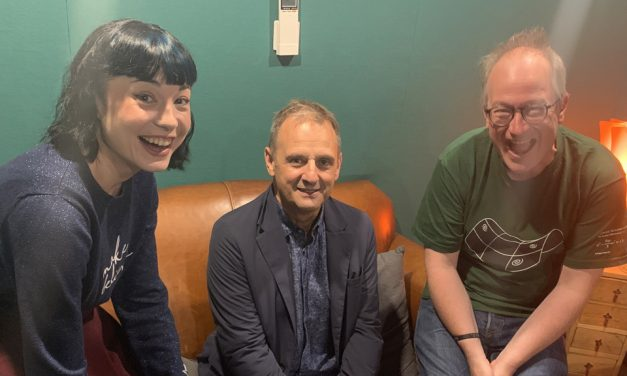 Mark Radcliffe – Book Shambles