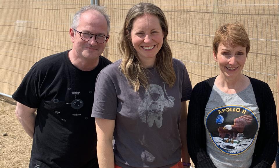 Helen Sharman & Space Shambles Live at Latitude – Science Shambles
