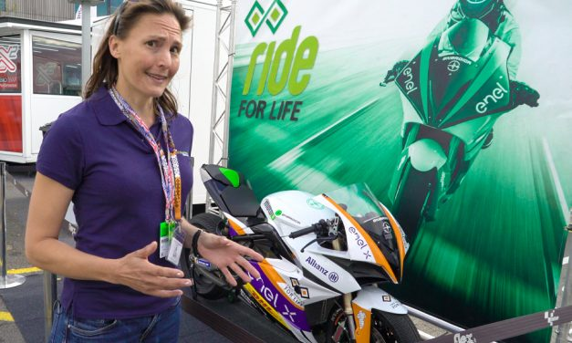 MotoE & the Future of Electric Motorcycles