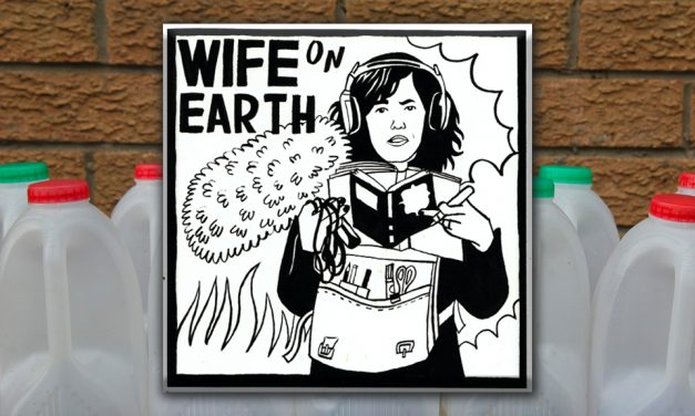 MILKMAN – Wife on Earth