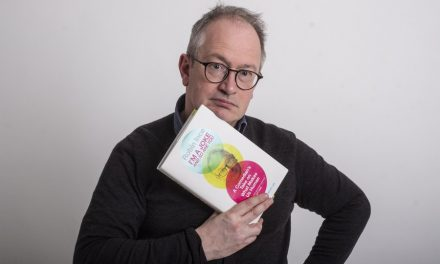 A Look at Therapy and the Minuses and Possible Plusses of Anxiety – Robin Ince