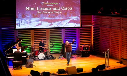 Nine Lessons and Carols for Curious People 2019 Wrap Up