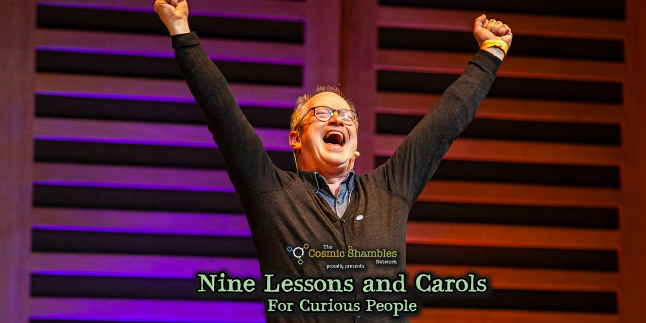 Nine Lessons and Carols for Curious People 2020