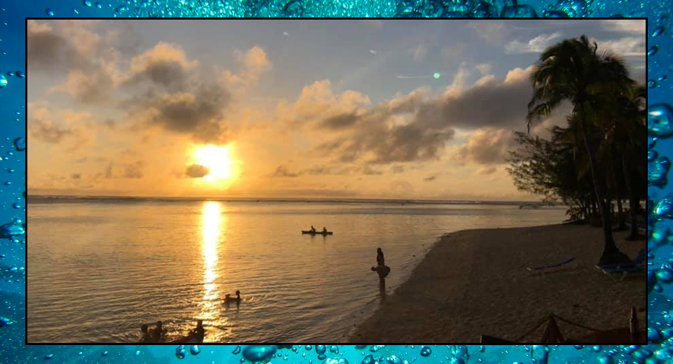 Sunset Ribbons – Sea Shambles Advent Calendar – December 5th
