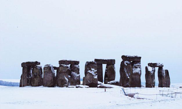 The One With Stonehenge – Brenna Hassett