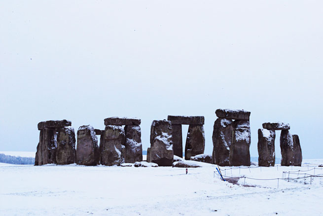 The One With Stonehenge – Brenna Hassett