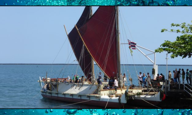 Hōkūleʻa – Sea Shambles Advent – Day 6