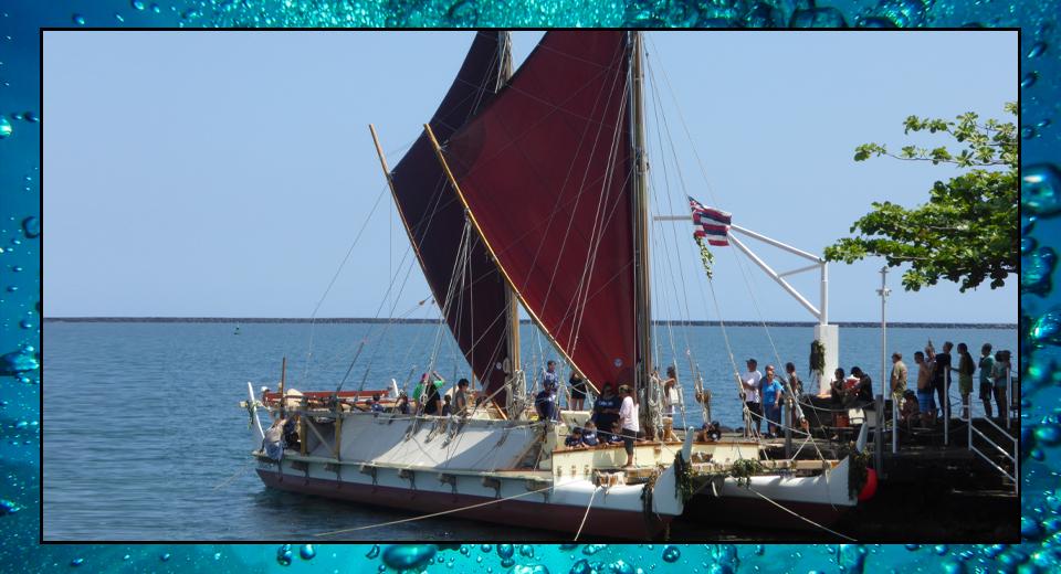 Hōkūleʻa – Sea Shambles Advent – Day 6