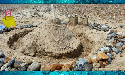 A Tale of Two Sand Castles – Sea Shambles Advent Calendar Day 14