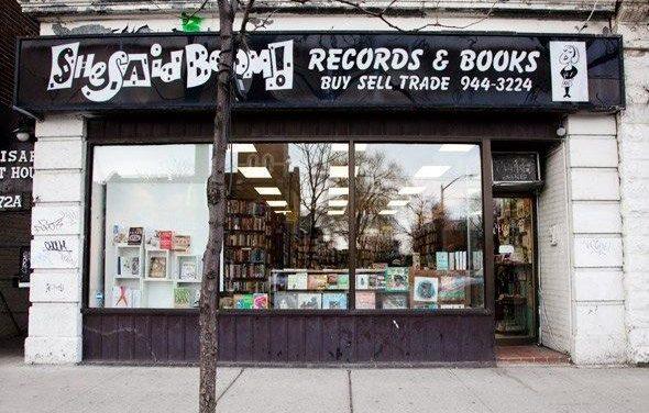 Toronto is a Bibliophile Paradise – Robin Ince