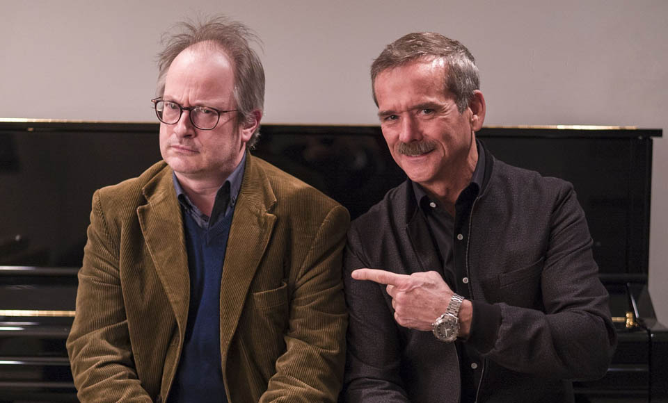 Body Farms, Mushrooms and Maps – Robin Ince reports from Generator 2020