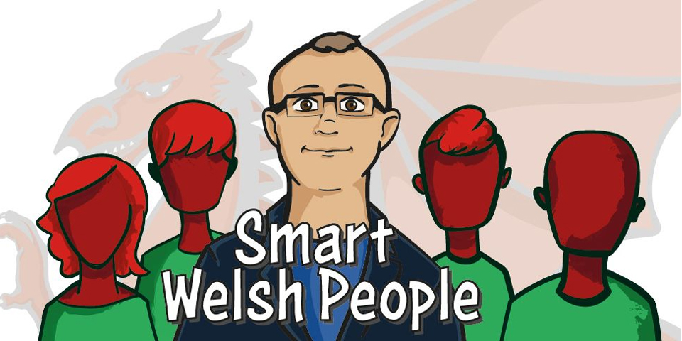 Smart Welsh People – A Brand New Podcast