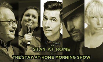 Russell Kane, Mat Ricardo and Barb Jungr – The Stay at Home Festival