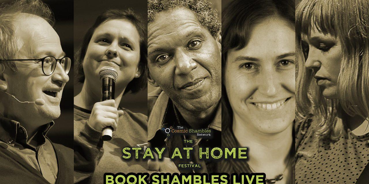 Lemn Sissay, Katie Mack and Laura Kidd – Book Shambles Livestream