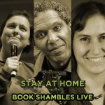 Lemn Sissay, Katie Mack and Laura Kidd – Book Shambles Livestream