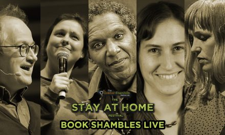 Katie Mack, Lemn Sissay and Laura Kidd – Book Shambles