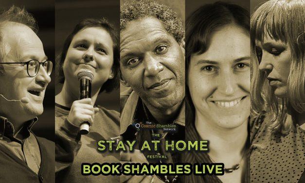 Katie Mack, Lemn Sissay and Laura Kidd – Book Shambles