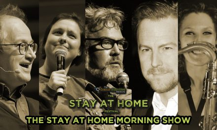 Stewart Lee, Sam West & 1201_Alarm – Stay at Home Festival