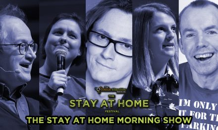 Ed Byrne, Lost Voice Guy and Suzi Gage – The Stay at Home Morning Show