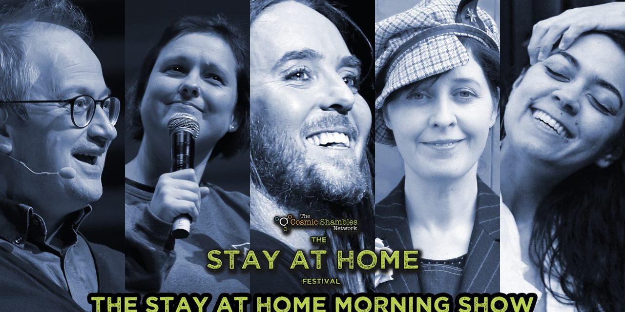 Tim Minchin, Jo Neary and Nicole Smit – The Stay at Home Morning Show