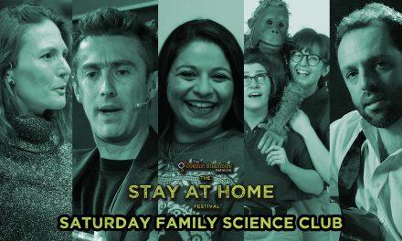 Saturday Family Science Club – April 11th