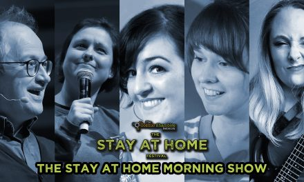 Maeve Higgins, Claudia O'Doherty and The FGs – The Stay at Home Morning Show May 5th