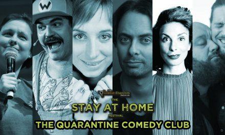 Isy Suttie, Alexis Dubus & Helen Duff – Quarantine Comedy Club