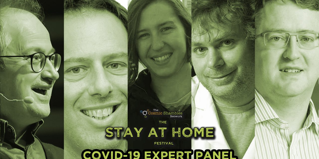 COVID-19 Experts Panel – The Stay at Home Festival