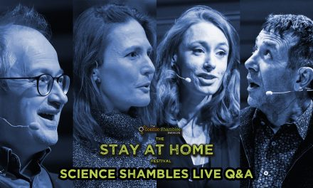 Hannah Fry, Jon Butterworth, Helen Czerski and Kate Cunningham – Science Shambles May 10th
