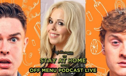 Off Menu Livestream #2 – Stay at Home Festival