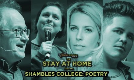 Sara Pascoe and Luke Wright – Shambles College April 29th