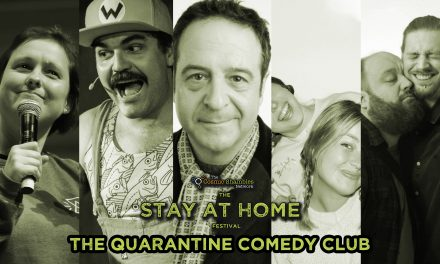 Quarantine Comedy Club May 8th