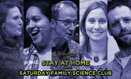 Helen Czerski, Jen Gupta, Andrea Sella and more  – Family Science Club April 25th