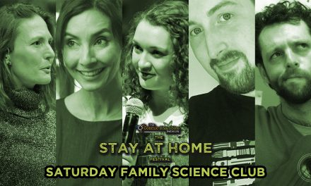 Helen Czerski's Family Science Club – April 4th