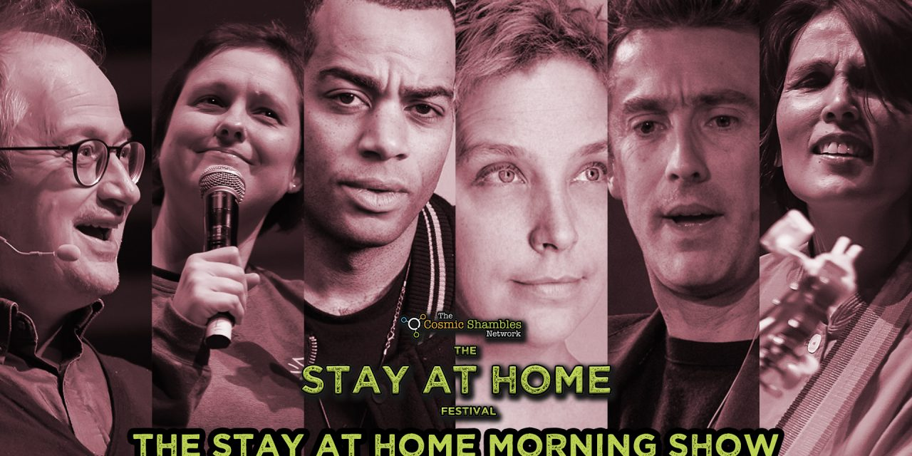 Tanita Tikaram, Dallas Campbell, Tamsin Edwards and Ben Bailey Smith – Stay at Home Festival