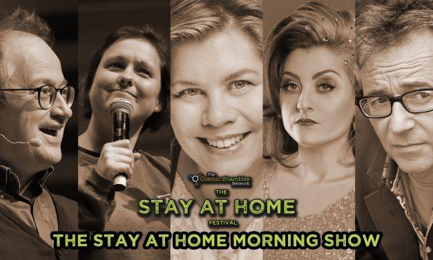 Katy Brand, Kiri Pritchard-McLean and John Hegley – The Stay at Home Festival