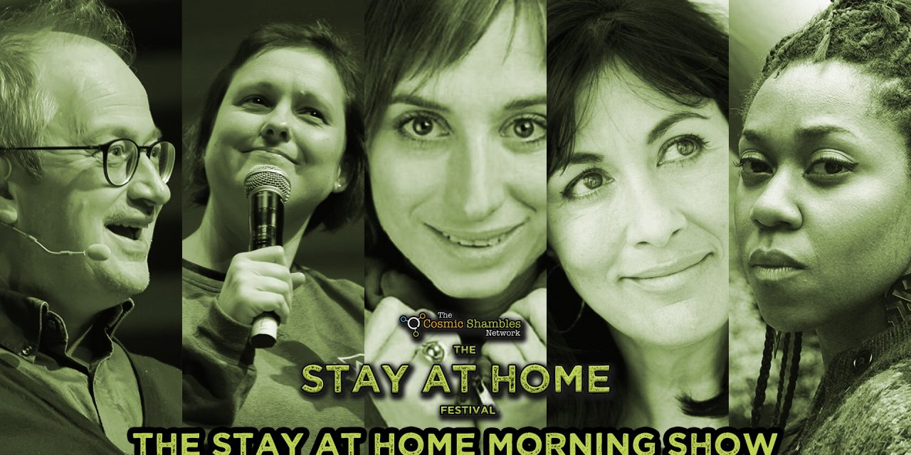 Isy Suttie, Polly Samson and Keisha Thompson – Stay at Home Festival