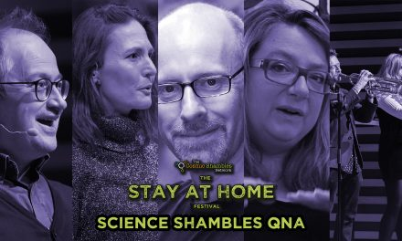 Richard Wiseman and Sophie Scott – Science Shambles Q&A