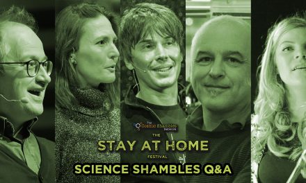 Brian Cox, Matthew Cobb and 1201_Alarm – Science Shambles April 26th