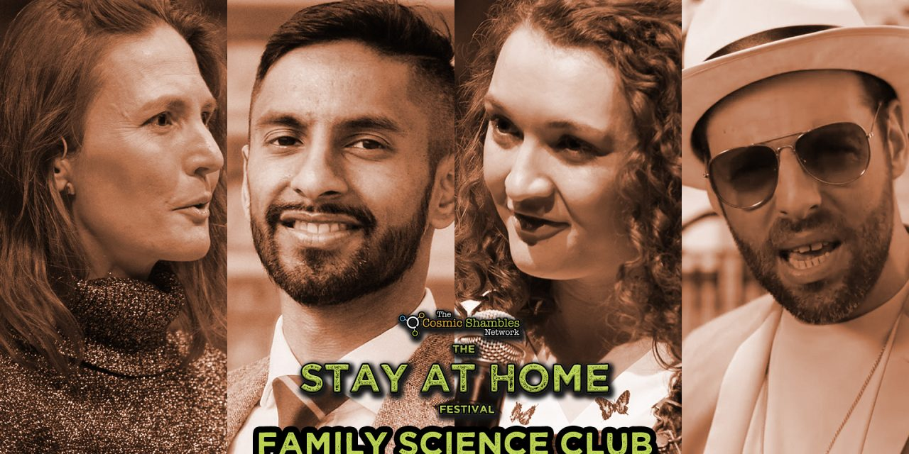 Family Science Club May 9th