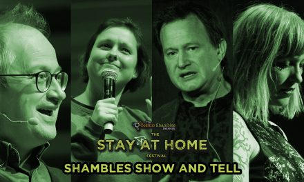 Bruce Hood and Penfriend – Stay at Home Morning Show May 4th