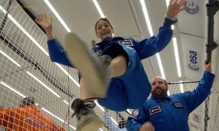 Parabolic Flight – Science in Zero G: Episode One