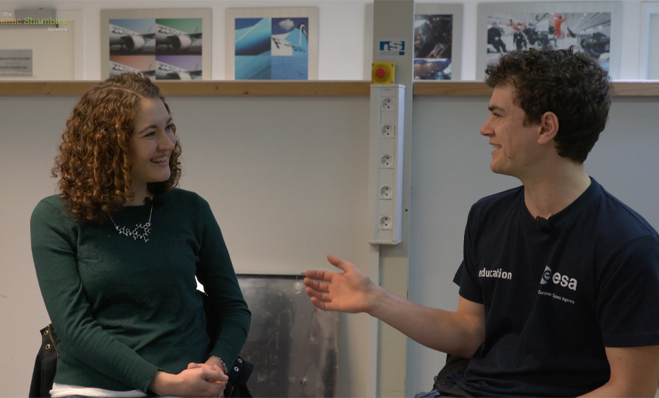 3D Printing on Mars & Space Plasters – Science in Zero G: Episode Two