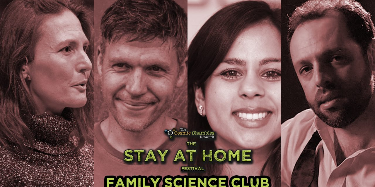 Family Science Club May 2nd