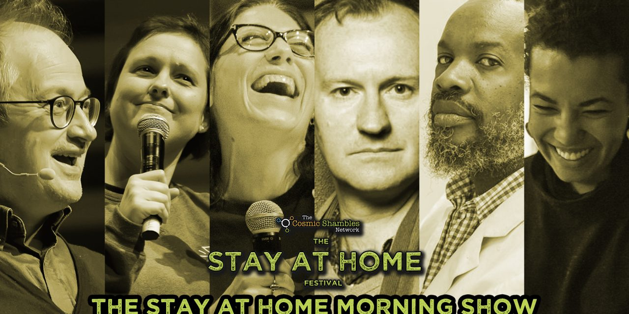 Mark Gatiss, Natalie Haynes, David McAlmont and Deanna Rodger – Morning Show May 15th