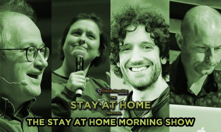 Greg Jenner and Steve Thompson – Stay at Home Festival