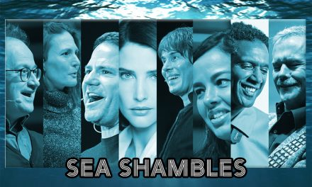 An All Star Line up for Sea Shambles at Home Edition