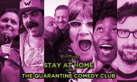 Quarantine Comedy Club May 1st